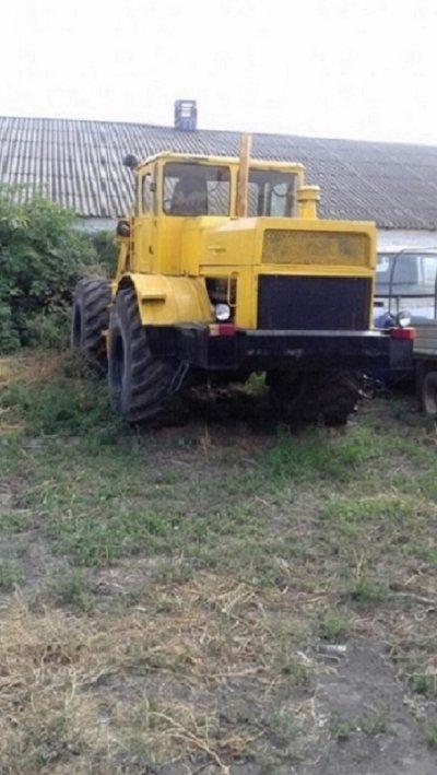 Трактор Кировец К-701 в отличном состоянии