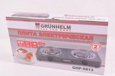 Электрическая настольная плита 2Квт Grunhelm GHP-5813