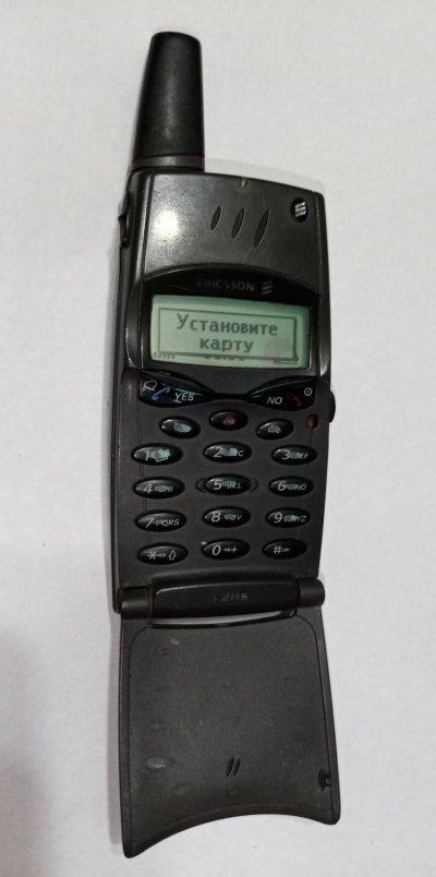"""Оригинальный Ericsson T28s """"швед"""" с АКБ и зарядкой"""