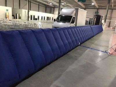Inflatable stands Надувные рекламные стенды