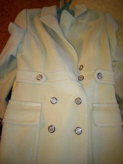 Пальто женское S/44 размер