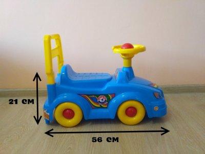 Детский автомобиль толокар, беговел