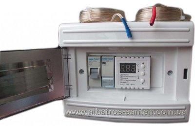 Електродні котли для опалення будинку.