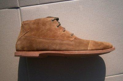 Ботинки timberland a25r8 tauk point chukka оригінал натуральна замша нові