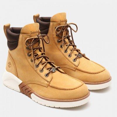 ботинки timberland a27wc chunky sole lace-up worker boot оригінал натуральний нубук