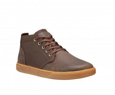 Ботинки timberland groveton lace-to-toe leather chukkas a1sg2 оригінал натуральний нубук , пропитка