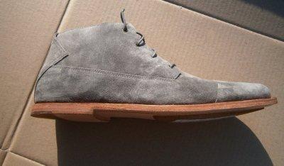 Ботинки timberland new larchmont chelsea a27nk оригінал натуральна замша нові