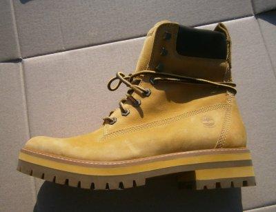 ботинки водостійкі черевики timberland courma a27xw оригінал натуральний нубук