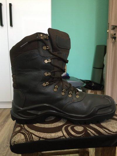 Талан Talan ЗСУ Берцы ботинки зимние черевики бойові утеплені тип Б gore-tex Cordura