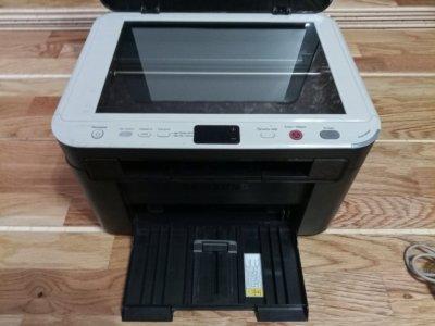 Компактный лазерный МФУ Самсунг 3200 перепрошитый