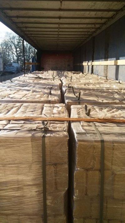 Продам древесный дубовый брикет Руф ( RUF )