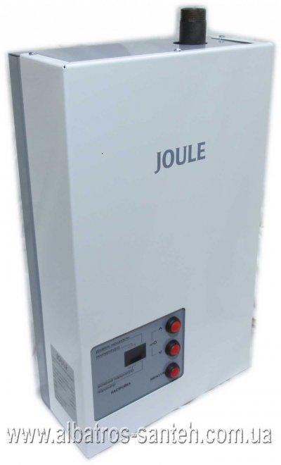 Котли Joule: Електрокотел JOULE - максимум можливостей за розумну ціну!