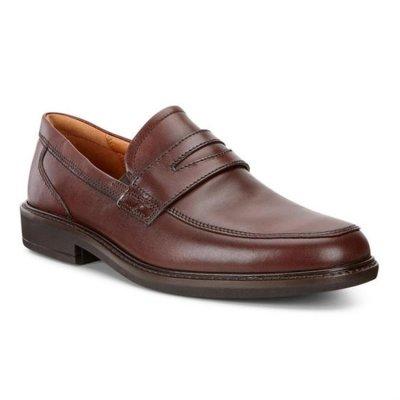Туфли ecco holton penny loafer 621184 оригінал ,натуральна кожа