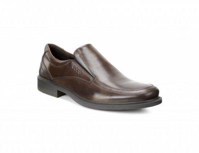 Туфли лоферах ecco inglewood 610614 оригінал ,натуральна кожа