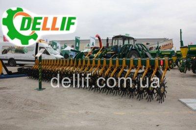 Борона ротационная с транспортным положением - Белла 6 м