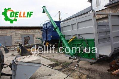 Бортовой загрузчик посевных машин - Деллиф АЗПМ-30