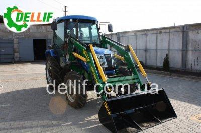 Погрузчик на мини-трактор Solis 50-RX -Деллиф Бейби 800