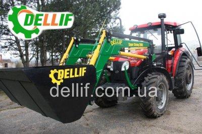 Погрузчик на трактор (от 100 до 140 л.с.) - Деллиф Супер Стронг 2000