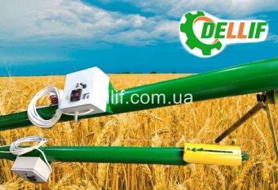 Погрузчик зерна (шнековый транспортер) - Деллиф