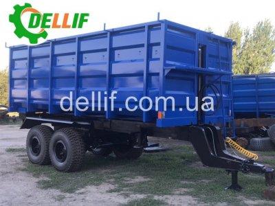 Прицеп тракторный 2 ПТС 16 - Деллиф
