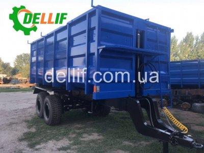 Тракторный прицеп 2 ПТС 16 - Деллиф