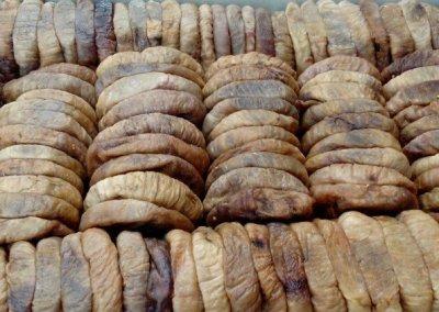 Сухофрукты инжир, курага
