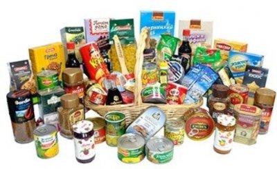 Просроченные продукты питания. Бакалея, макароны, крупы, кондитерка