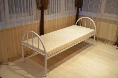Металлические кровати, односпальные кровати, двухъярусные кровати бюджетные.