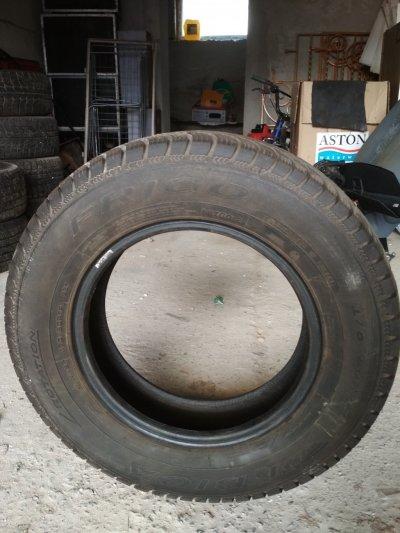 Резина | Шини Dunlop sp sport 270 215 60 r16 95v Розпаровка