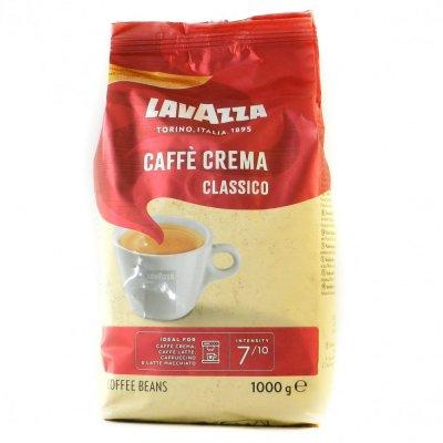 Кава в зернах Lavazza Caffecrema Classico 1 кг