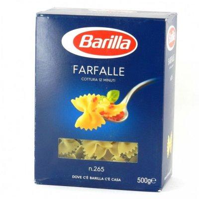 Класичні Barilla Farfalle n.265 0.5 кг