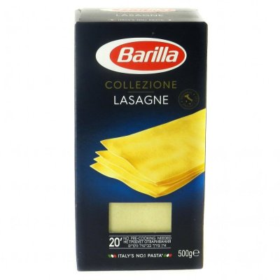 Макарони Barilla Collezione Lasagne 500 г