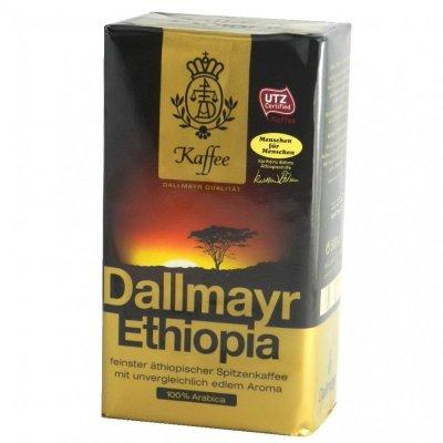 Мелена кава Dallmayr Ethiopia 0.5 кг