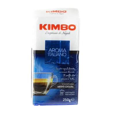 Мелена кава Kimbo aroma italiano 250 г
