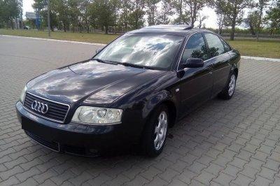 Аренда Авто Прокат Audi A6 Ауди Автомат от 600 грн/сутки