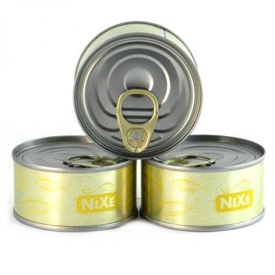 Тунець Nixe 80 г (в рослинній олії)