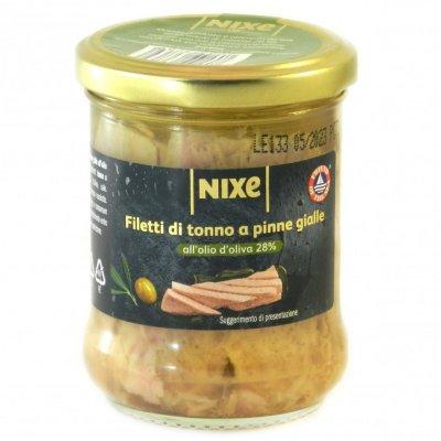 Тунець Nixe в оливковій олії 200г