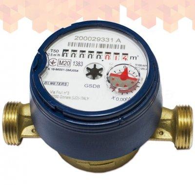 B METERS GSD8-I R100 1/2 лічильник холодної води 110мм