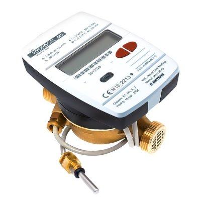 BMeters HYDROCAL M3 DN15 лічильник теплової енергії механічний