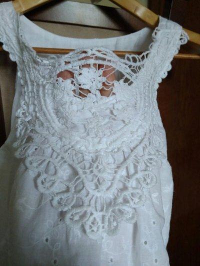 Платье сарафан Индия хлопок /Сукня з бавовни/ вышивка р 46-48