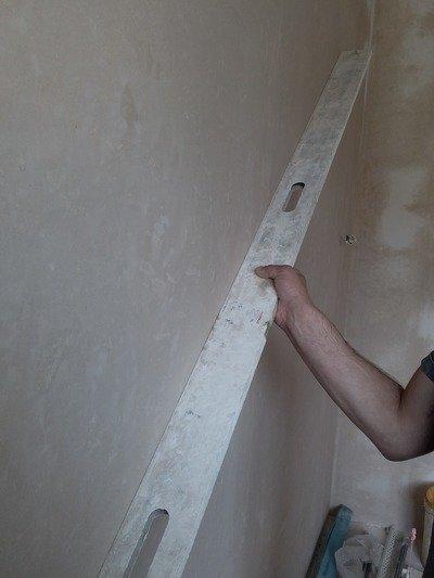 Машинная штукатурка стен и потолков от 120 грн