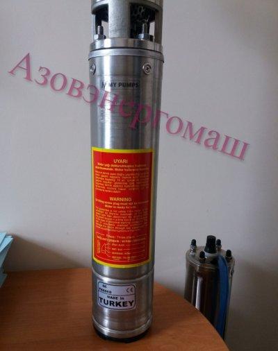 Насосы для скважин Yildizsu. Купить насосы для воды ЭЦВ