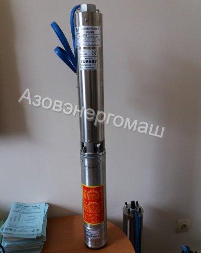 Насосы европейского качества Yildizsu. Купить насосы для скважин ЭЦВ