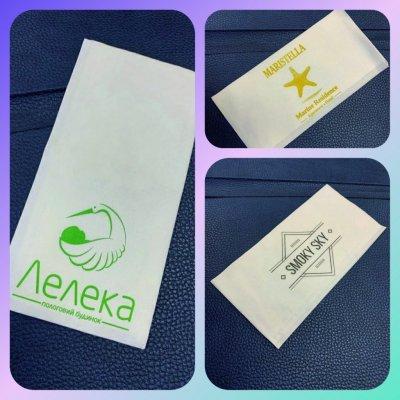 """Салфетки и пакеты """"саше"""" от производителя с логотипом Вашей компании"""