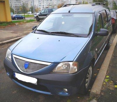 Аренда авто с выкупом Дачия Логан Киев без залога универсал пассажирский долгосрочная аренда