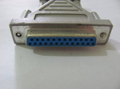 Переходники для COM-порта с разъёмами DB9M(папа)-DB25F(мама)
