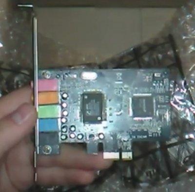 Звуковая карта PCI-E Manli M-CMI8738 звук 5.1