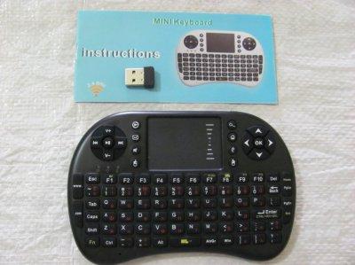 Миниклавиатура WiFi для планшета