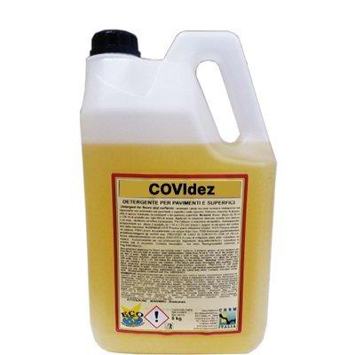 Профессиональная химия и средства дезинфекции COVID