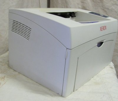 Домашний лазерный ч\б принтер Xerox Phaser 3117